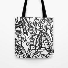 Banana Jungle Tote Bag