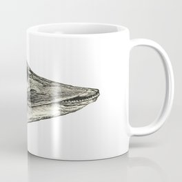 Northern Chain Pickerel Head Coffee Mug