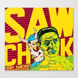SAWCHUCK Canvas Print