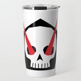 Devil Eyes Travel Mug