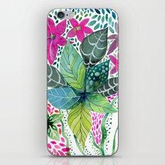 Leafy Tropical iPhone Skin