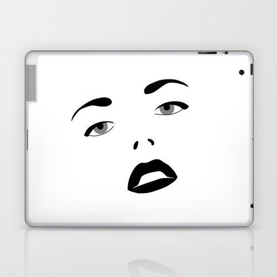 Glamour Girl Laptop & iPad Skin