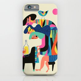 The Pianists iPhone Case