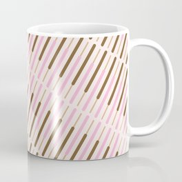 Japanese Chocolate Biscuit Sticks Coffee Mug