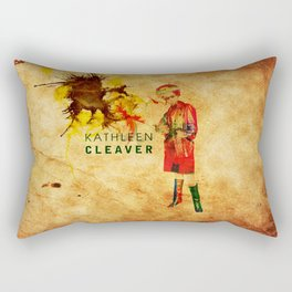 Kathleen Neal Cleaver Rectangular Pillow
