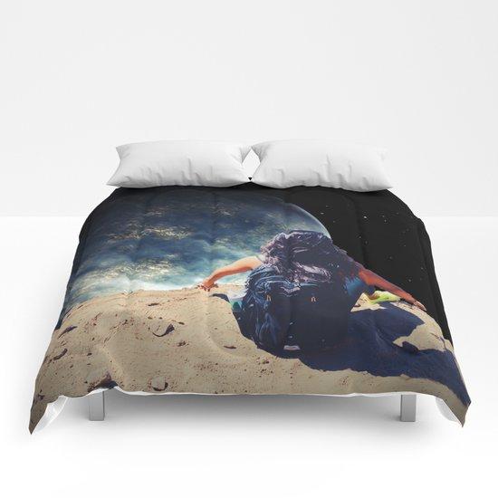 Resting Comforters