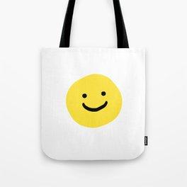 Smiley Face (H.S Nail art) Tote Bag