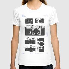 Cameras : 1950 / Japan Collection T-shirt