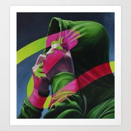 Altered Feelings Art Print