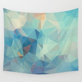 FROSTY FROST Wall Tapestry