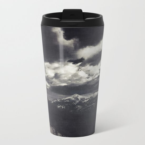 Cold Mountains Metal Travel Mug