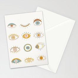 Evil Eyes I Stationery Cards