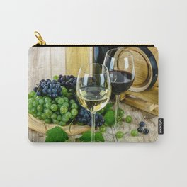 Wine Glass Celebration Carry-All Pouch