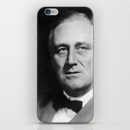 President Franklin Delano Roosevelt iPhone Skin