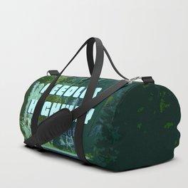 Enchanted Needles Highway Retro Travel Duffle Bag