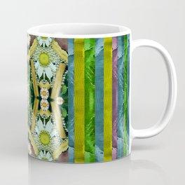 Bread sticks and fantasy flowers in a rainbow Coffee Mug