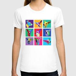 Maggie Warholed T-shirt