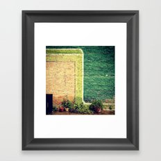 AUSTIN BOUND Framed Art Print