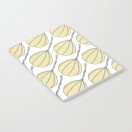 Provolone (cheese pattern) Notebook