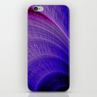 saturn iPhone & iPod Skins featuring Saturn by R-5370