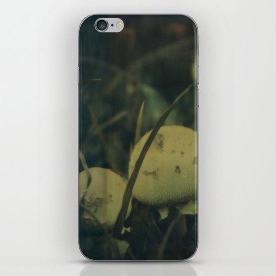 Magic Mushrooms iPhone & iPod Skin