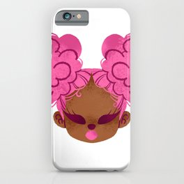 HANA TODORIKI x KWEEN IN KANDILAND iPhone Case