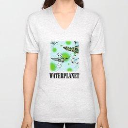 WATERPLANET: Dragonfly Unisex V-Neck