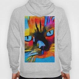 Cat 5 Hoody