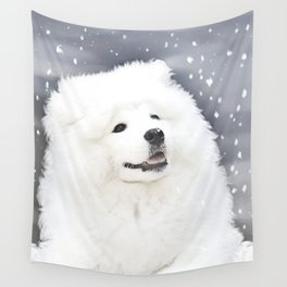 """"""" Winter's Touch """" Wall Tapestry"""