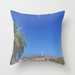 Bathurst Lighthouse Throw Pillow