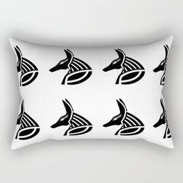Anubis Rectangular Pillow