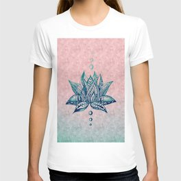 Intricate Lotus T-shirt