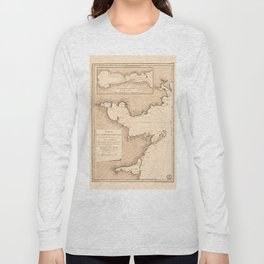 Gulf O St Lawrence 1780 Long Sleeve T-shirt