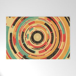 Space Odyssey Welcome Mat