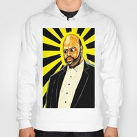 "fresh prince Hoodies featuring Fresh Prince - ""The Ascension of James/Phil"" by hawkeyesour"