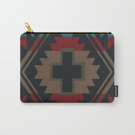 American Native Pattern No. 45 Carry-All Pouch
