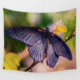 Asian Swallowtail Wall Tapestry