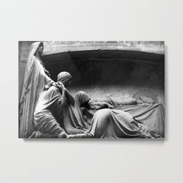 Closer - Joy Division Metal Print