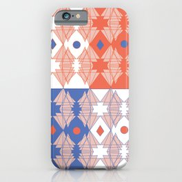 Royal pattern 2 iPhone Case