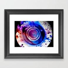 Colour Splash Framed Art Print