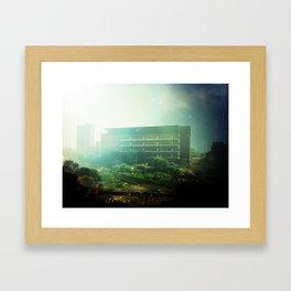 Municipal Building  Framed Art Print
