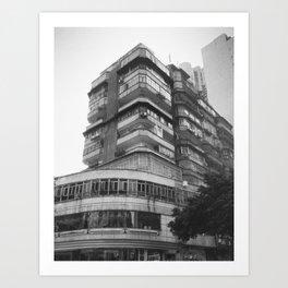 Macau - China Art Print