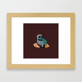 Prison Stan Framed Art Print