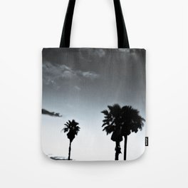Palmetto Trees 2 Tote Bag