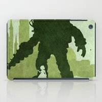 bioshock iPad Cases featuring Vector Bioshock by LoweakGraph