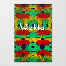 Colider Wezteka Union Canvas Print