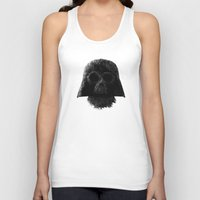 vader Tank Tops featuring Vader by Zach Terrell