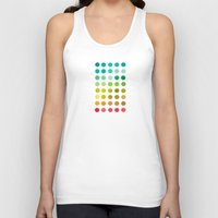 pantone Tank Tops featuring Pantone by lescapricesdefilles