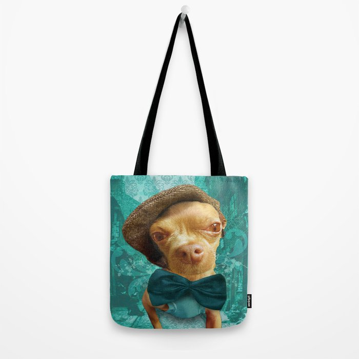 PHiNEAS TWiST (more please sir...) Tote Bag