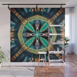 Southwestern Inspired Digital Designboho Wall Mural